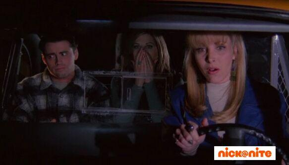 It's time to get scary with @FriendsTV tonight at 11pm/10c! 😱
