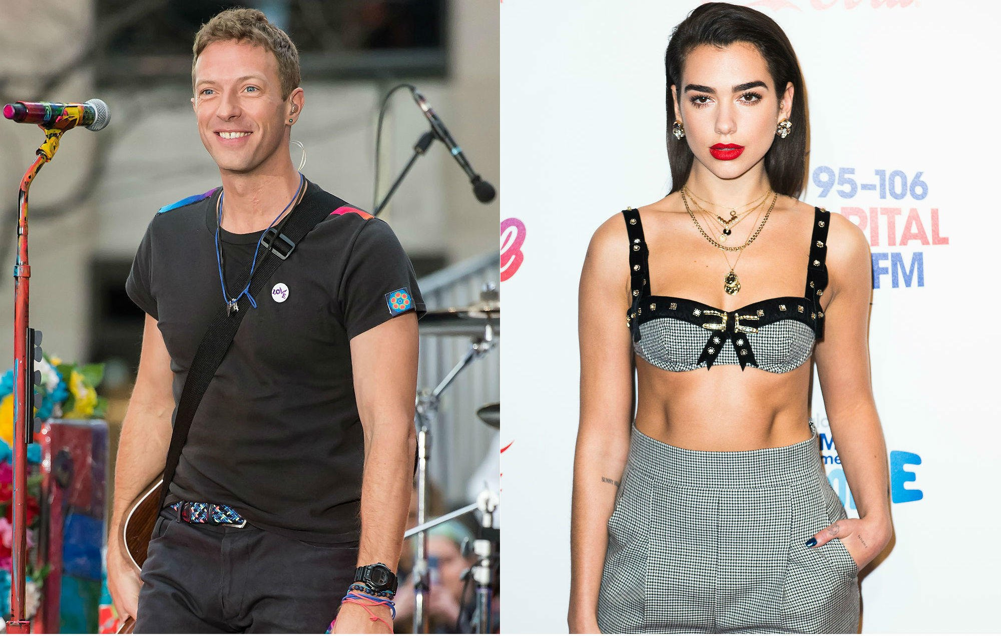 "Dua Lipa on how her ""surreal"" meeting with Chris Martin led to 'Homesick'  https://t.co/aQJkG7XzUB https://t.co/IDqdvxWGmF"