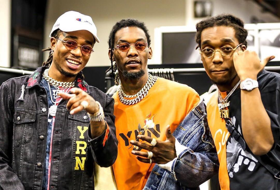 Quavo says Migos are dropping &#39;Culture III&#39; early next year <br>http://pic.twitter.com/oQ6fJOgRw7