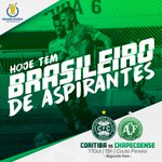 #BrasileirãoDeAspirantes Twitter Photo