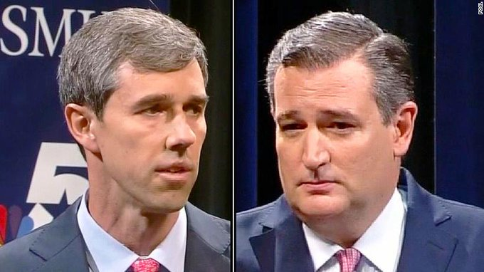 #BREAKING:Remember folks #MSM is relying on a poll of &quot;LIKELY VOTERS&quot;. What is lost to them is that #Beto has inspired a lot of &quot; UNLIKELY TEXAS VOTERS&quot; who are very eager to DEFEAT #TedCruz &amp; his #MSM  #TheResistance #TXSen #TXSenateDebate #CNN #MSNBC #FoxNews #Yahoo #FBRParty<br>http://pic.twitter.com/60aF8aCxb1