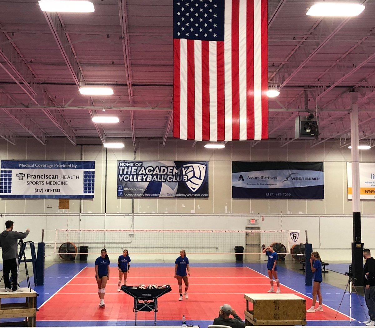 The Academy: The Academy Volleyball Club (@TheAcademyVB)