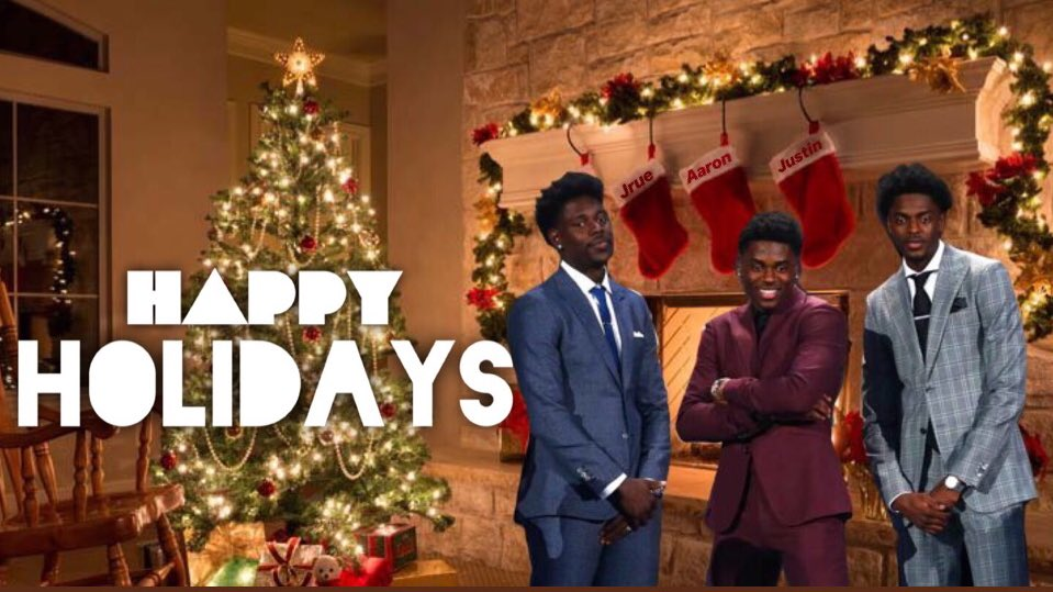It's the most wonderful time of the year!!! The #NBA is back!!!  #HappyHolidays