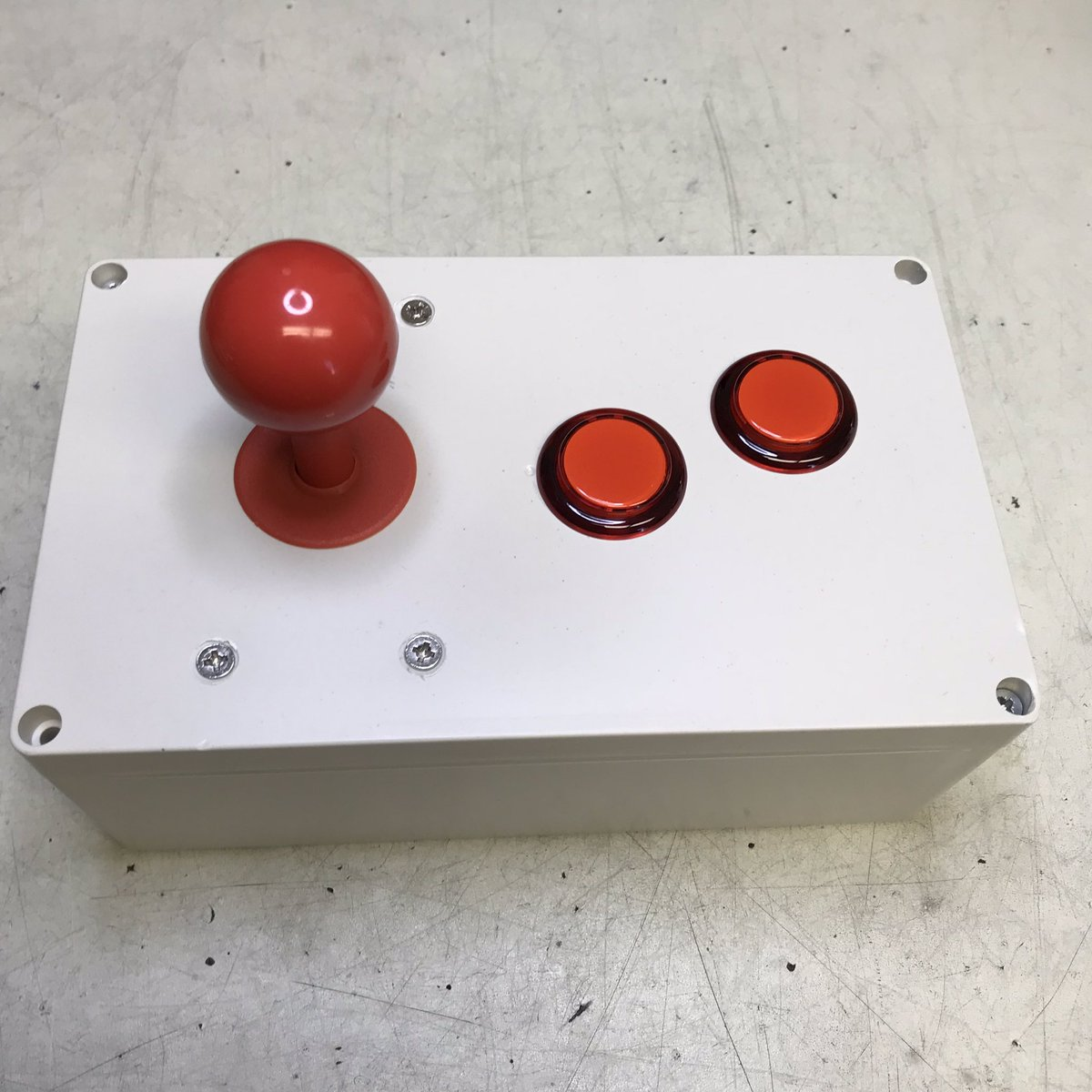 Seimitsu Hashtag On Twitter Sanwa Joystick Wiring Diagram Still Need To Wire It Up But Its Coming Along Ok Im Using All Arcade Parts For My Retro Gaming Project Order Yours From Benj
