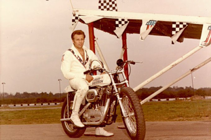 Happy birthday to the legend: Robert Craig (Evel) Knievel!! October 17, 1938- November 30, 2007