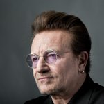 Image for the Tweet beginning: Bono says that there's only
