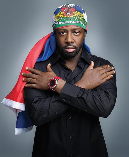 Happy Birthday Wyclef Jean
