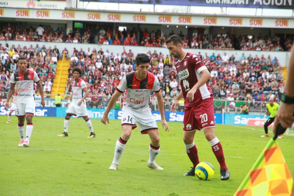 El Deportivo Saprissa ya vendió prácticamente toda la taquilla para el juego  del próximo sábado ante Liga Deportiva Alajuelense. d8b8333837546