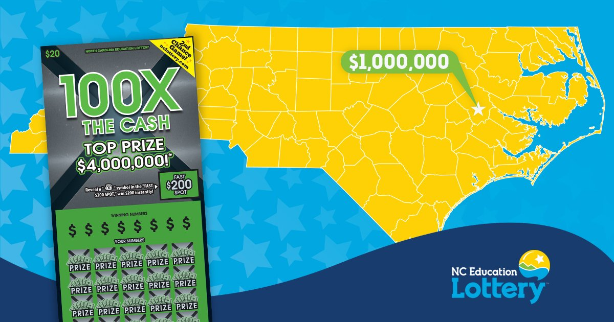 NC Education Lottery on Twitter: