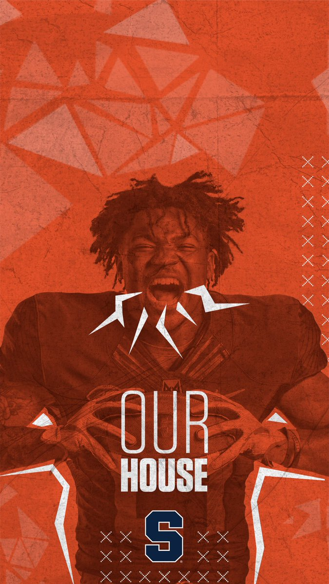 Syracuse Football On Twitter Get Your Wallpaper WallpaperWednesday Back In Our House Saturday