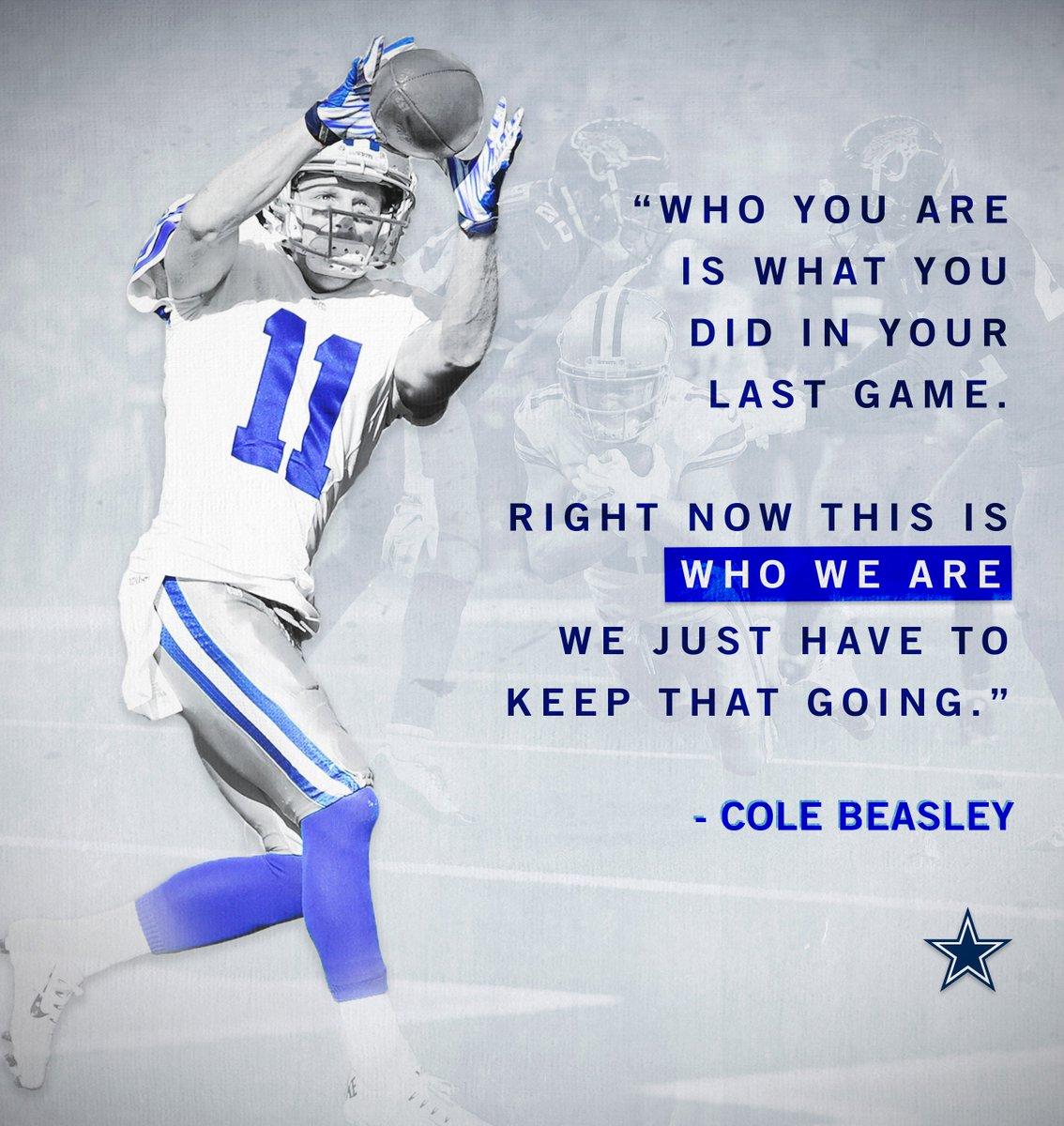 KEEP. IT. GOING.  @Bease11 | #DallasCowboys <br>http://pic.twitter.com/jiSx8527vw