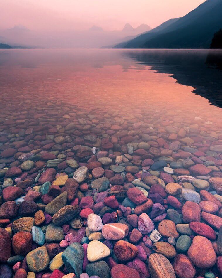 RT @Interior: There are so many reasons to ❤️@GlacierNPS! Lake McDonald is one of them. Pic by Stephen Shelesky #FindYourPark #Montana https://t.co/w06WND9CkQ