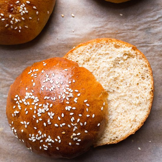 Brioche Buns. #meals #bread #recipe https://t.co/UWPp9AGbc7 https://t.co/FQL0WUAFyN
