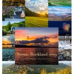Image for the Tweet beginning: Purchase your 2019 #ScenicRockland calendar