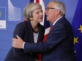 The PM has proposed a longer transition period before we leave the EU. Leave voters are running out of patience. @theresa_may cannot and will not deliver Brexit. What are Brexiteer Tory MPs waiting for? It's time for her to go. Get on with it. Photo