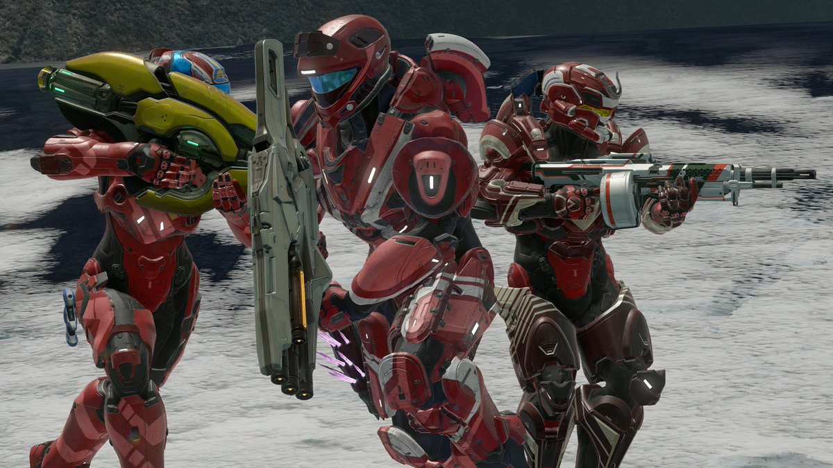 Its time for the 343 Social Stream! In this weeks show, we talk with @Rampaigej about her role as a Online Experience Producer. Plus, well be playing games and giving you the chance to earn Ice Unicorn skins and nameplates. Tune in now on mixer.com/Halo!