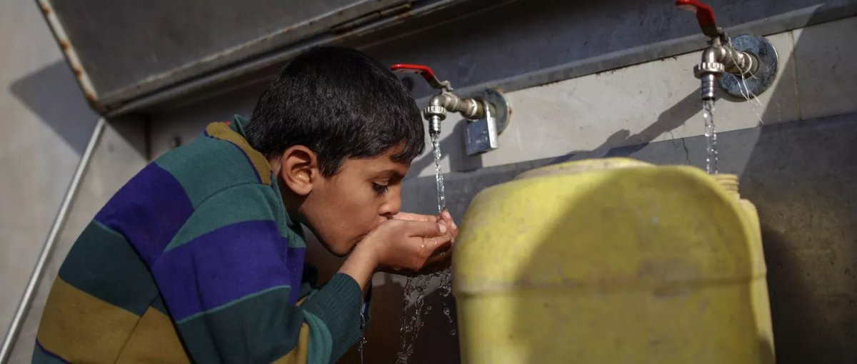 Read the full @RANDCorporation report on the water and public health crisis in #Gaza here: https://t.co/qVnhCfwVly