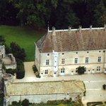 Image for the Tweet beginning: Château de Germolles  visit