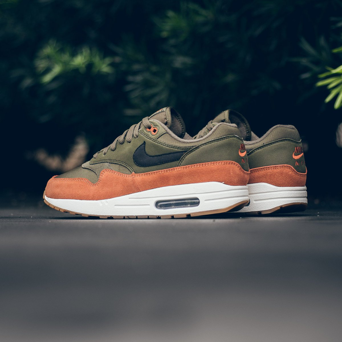 best service 7007a 7b5c4 Now Available    Nike Air Max 1 - Olive Canvas Black Dark Russet     https   sneakerpolitics.com products nike-air-max-1-olive-canvas-black-dark- russet … ...