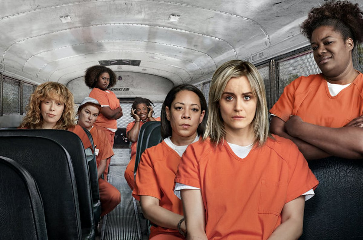 Netflix series Orange Is the New Black Cancelled