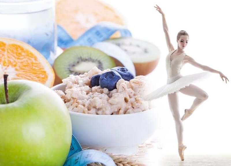 диета балерин 10 дней 9 кг