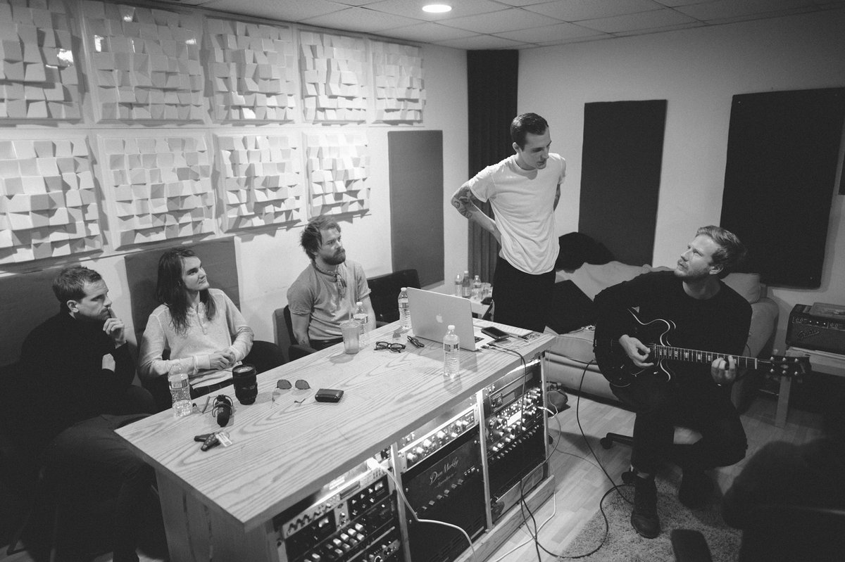 Getting started in the studio on #7 : @lupeintransit<br>http://pic.twitter.com/ADXJhfmpfY