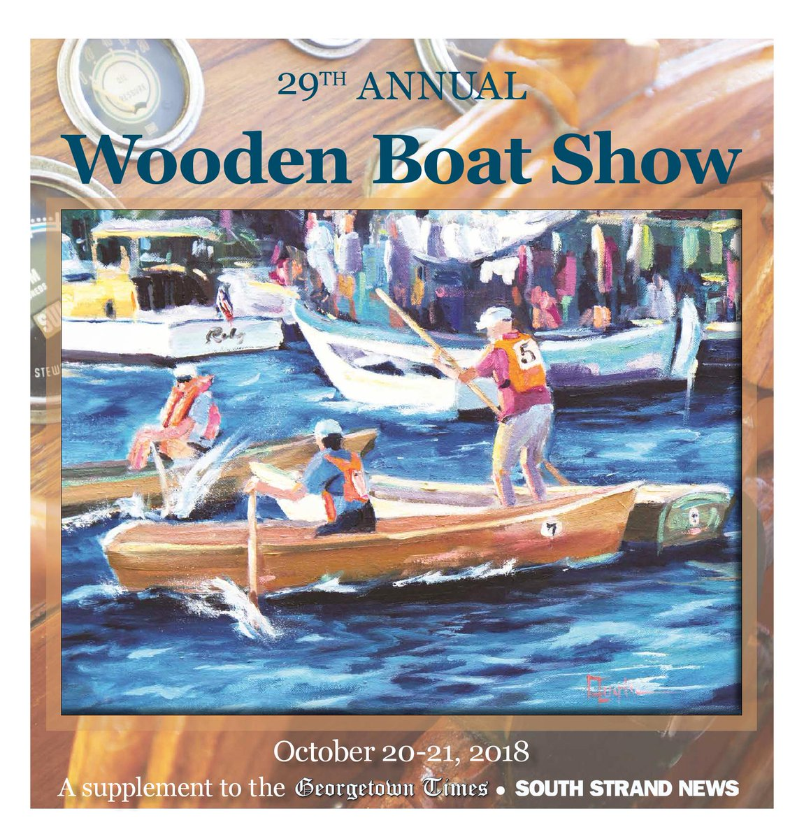 South Strand News On Twitter The Annual Georgetown Wooden Boat