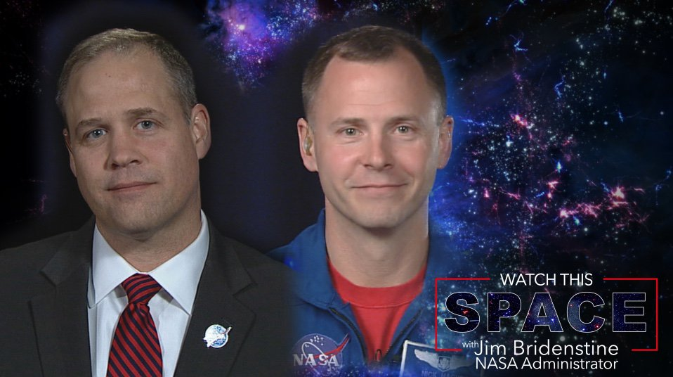 What would go through your mind during a launch abort? Find out what @AstroHague was thinking, as Administrator @JimBridenstine talks with him following an emergency landing Oct. 11 on a Soyuz spacecraft to @Space_Station. Watch This Space:  https:// youtu.be/UTaE0_jrHk0  &nbsp;  <br>http://pic.twitter.com/l363nV5aOs