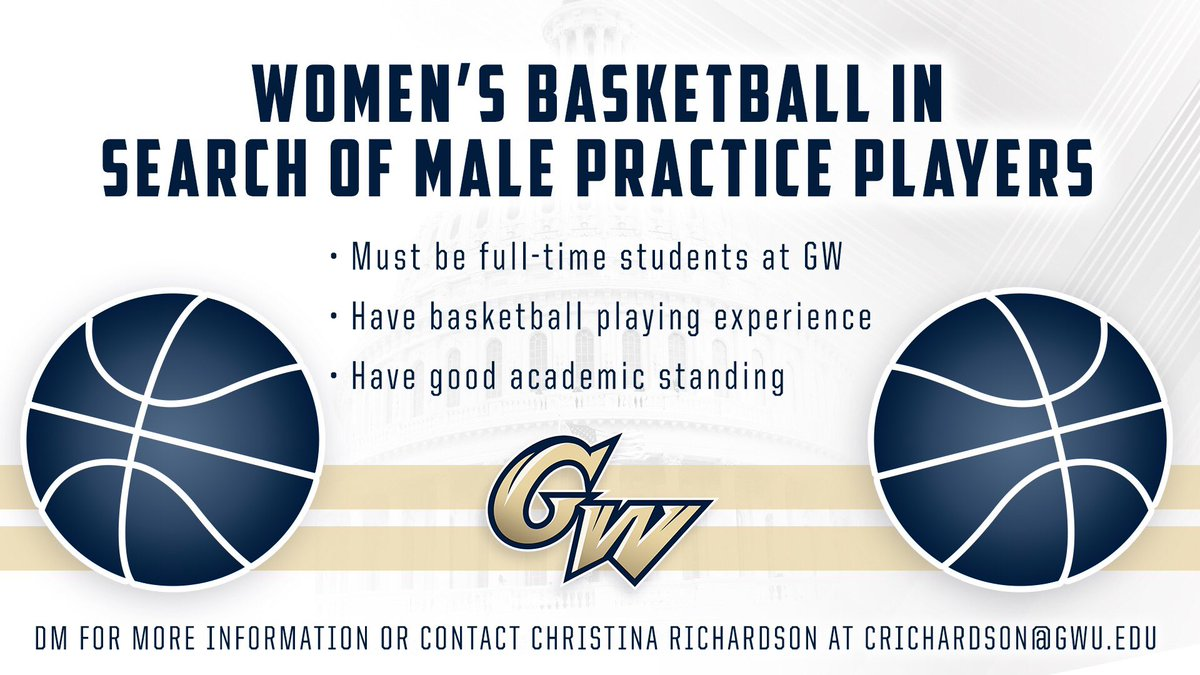 Gw Womens Basketball On Twitter Can You Are You A