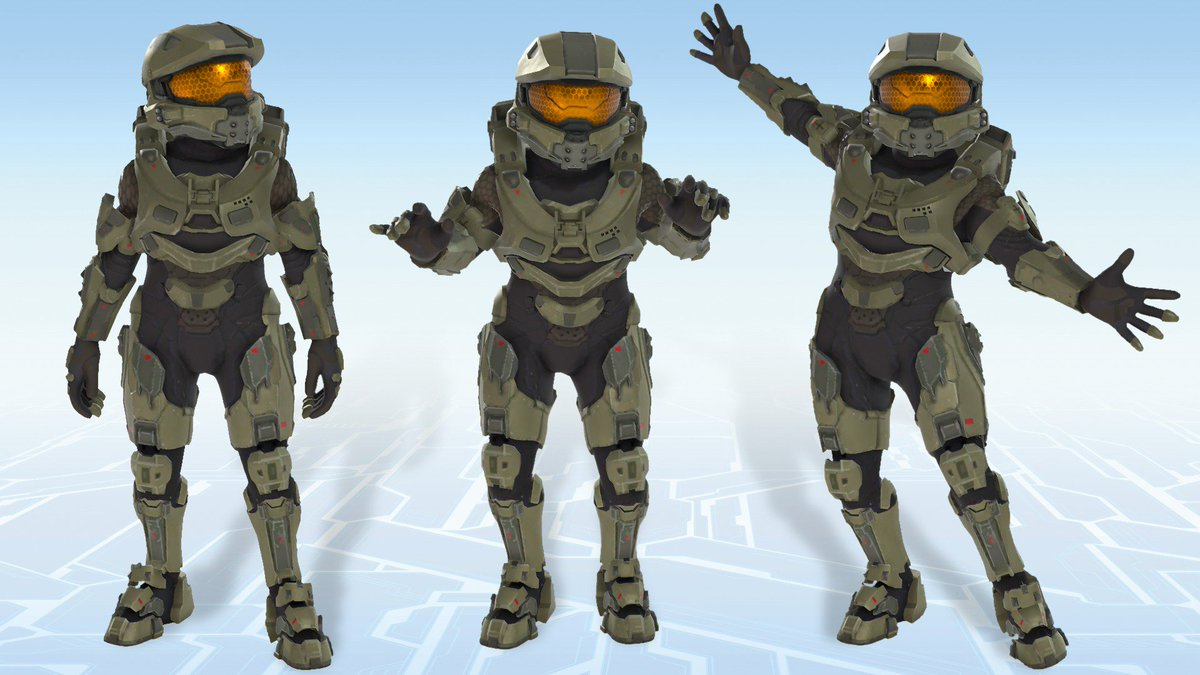 When you want to look like a galaxy-saving hero, accept no substitute. Finish the fight in this Master Chief @Xbox Avatar Costume – available now! aka.ms/MasterChiefAva…