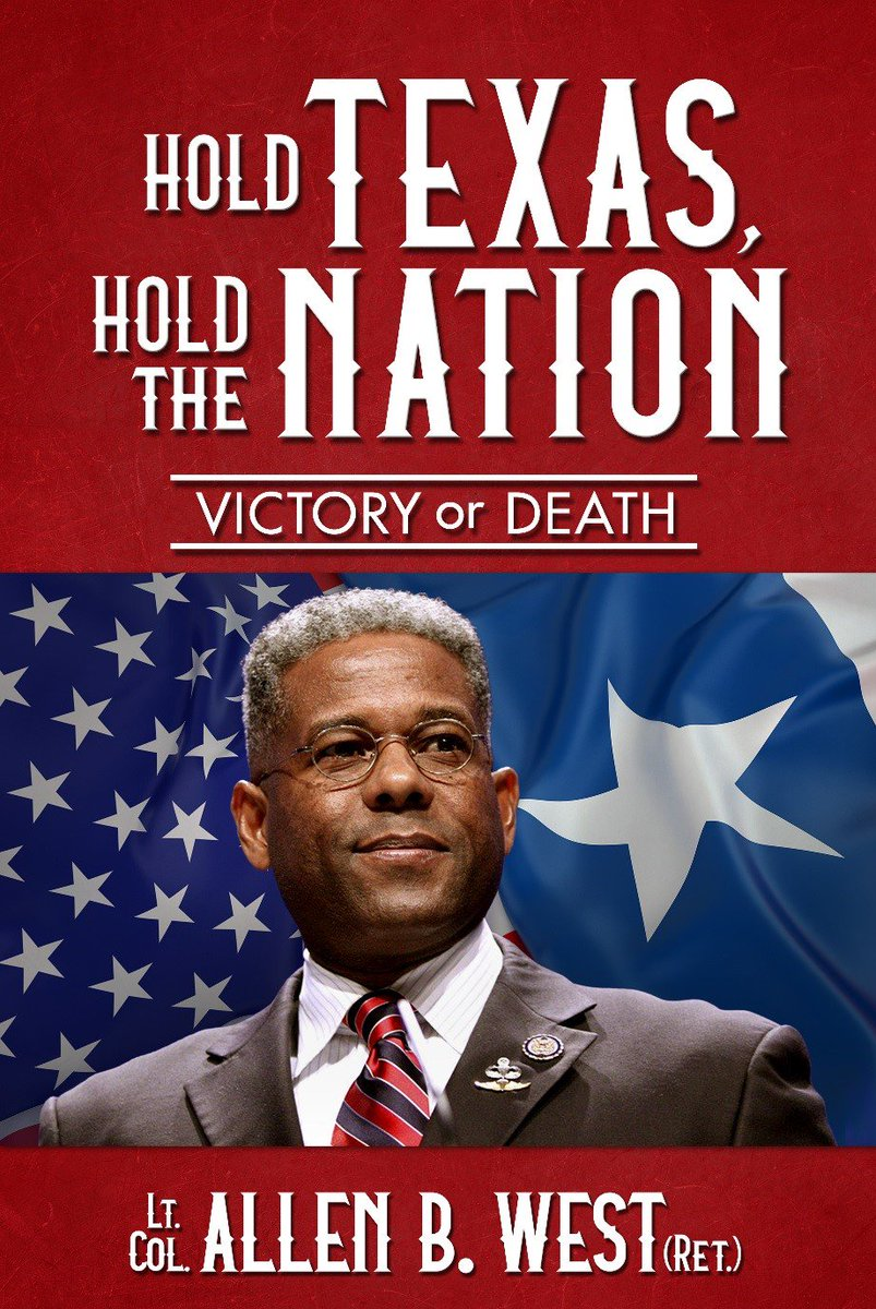 ICYMI: My new book, Hold Texas, Hold the Nation: Victory or Death is here! It articulates a path forward for our Constitutional Republic.  #NewBooks #TXSen  Check it out at  Amazon:  http:// amzn.to/2nS93W4  &nbsp;    Kindle:  https:// amzn.to/2yJtYQp  &nbsp;   Barnes &amp; Noble:  http:// bit.ly/HTHTN  &nbsp;  <br>http://pic.twitter.com/qBjsUwnLME
