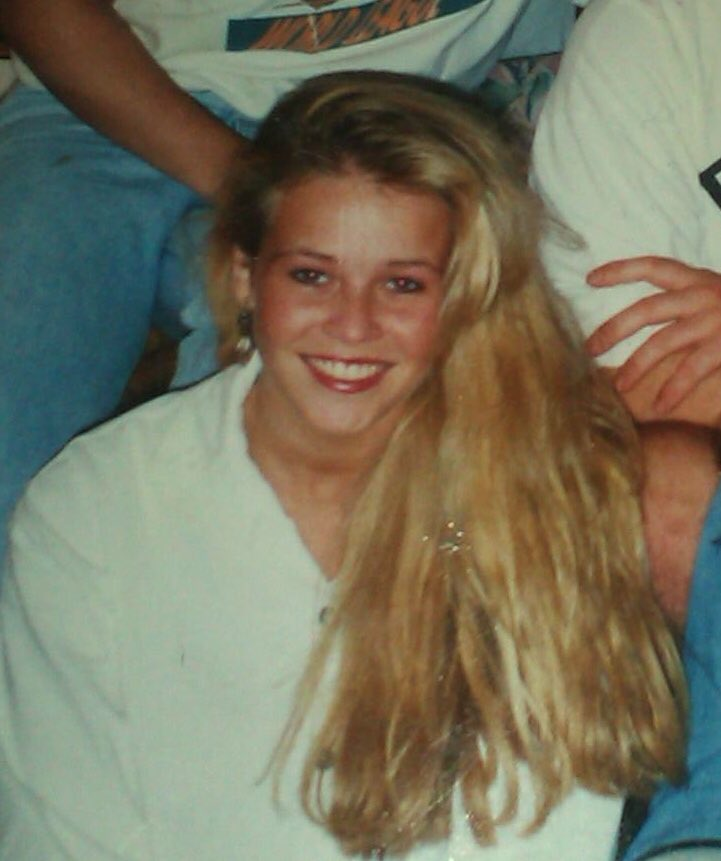 #ThisIs18 in New Jersey, 1993 - I&#39;d tell her it&#39;s okay to admit you don&#39;t know something. Who cares if it&#39;s a stupid question. ASK IT. You must keep learning about anything and everything. <br>http://pic.twitter.com/vDD9PZB99P