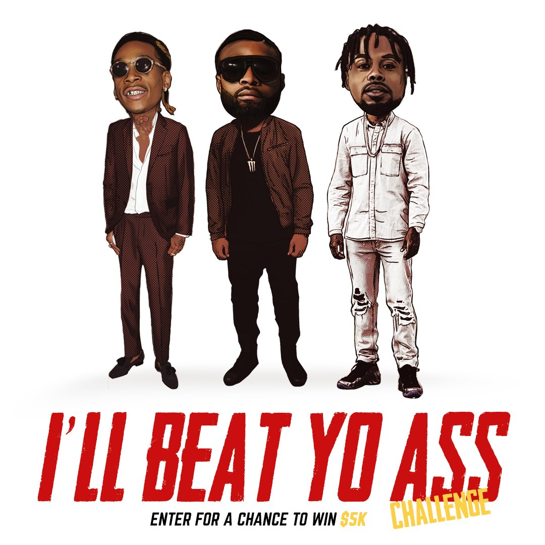 Lets bring back REAL RAP MUSIC --- hit the link for all the info and your chance to win $5k 🤑🤑 tyronwoodley.com/byachallange.p… #IBYA #illbeatyourasschallenge #TyronWoodley