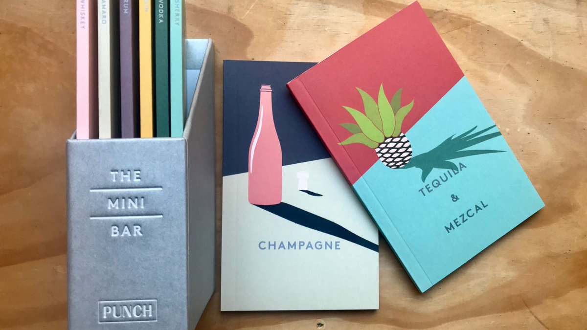 Last Call: This new, tiny cocktail recipe book could nearly fit in your pocket trib.al/k3x8gcA