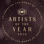 Image for the Tweet beginning: Tonight @CMT honors the year's