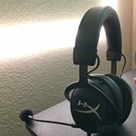 Image for the Tweet beginning: Hands-on: @HyperX's Cloud Mix headset
