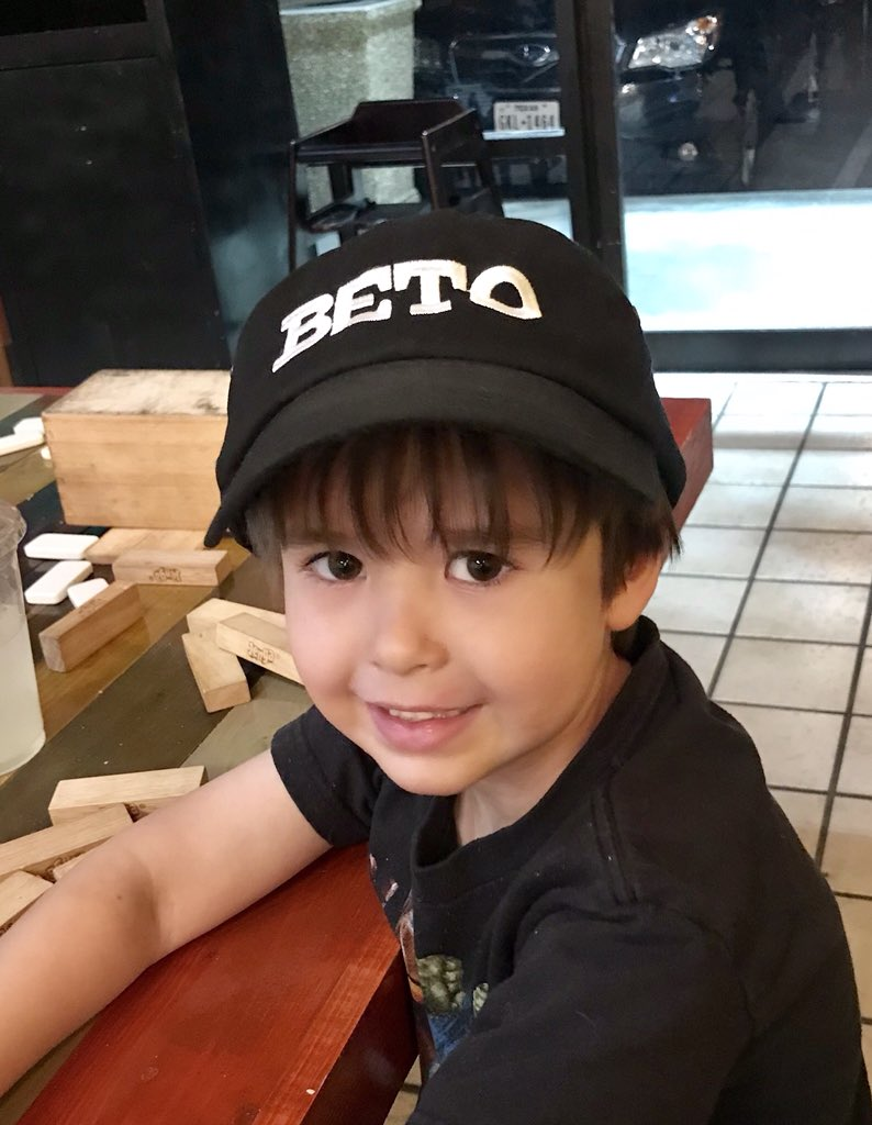 William would like to remind everyone that #EarlyVoting begins next Monday. He's also making a not so subtle suggestion to vote for @BetoORourke. #txsen <br>http://pic.twitter.com/fXGSAFuQer