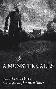 Happy Birthday to Patrick Ness author of A Monster Calls and other YA and adult fiction.