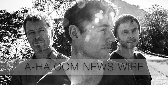 Be sure to subscribe to the a-ha.com News Wire mailing list if you havent already, to ensure you are among the first to get the information about the tour and the LP giveaway: a-ha.com/sign-up