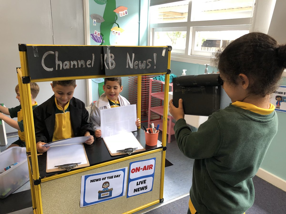 Channel KB is on air and ready to report the biggest stories, traffic and weather! @PsCondell<br>http://pic.twitter.com/FPU77envbo
