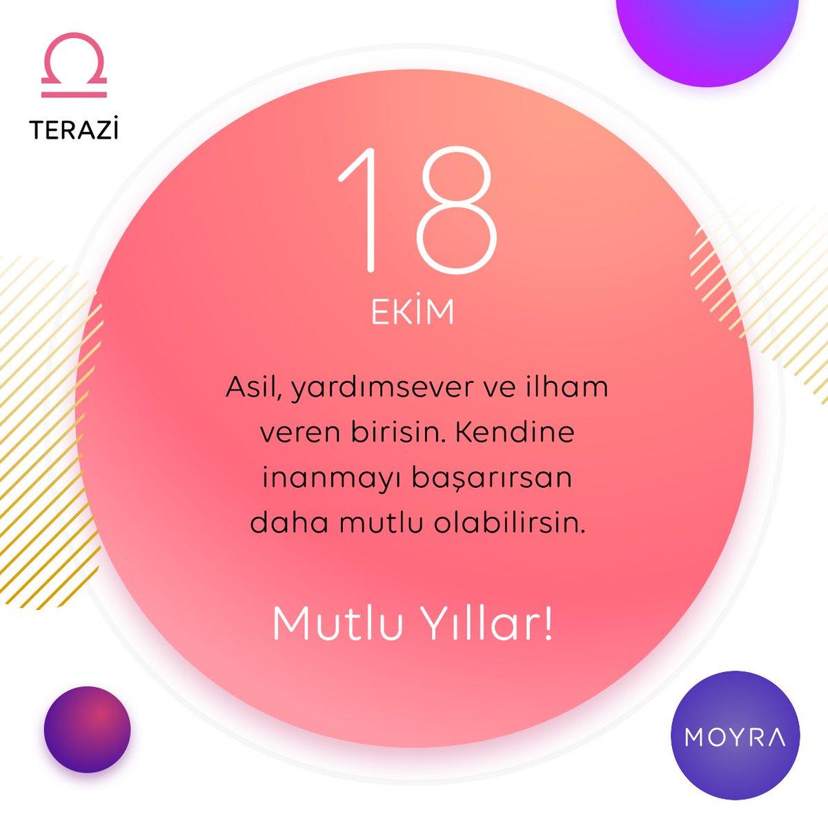 Moyra On Twitter 18 Ekim Doğumlu Olan Tüm Terazilere Mutlu