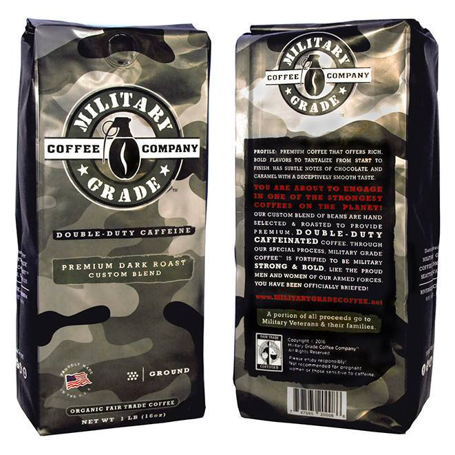 After viral articles on @FoxNews, @BreitbartNews, and many others, our coffee flew off the shelves at Amazon! Military Grade Coffee will be back in stock in a couple days! We thank you all from the bottom of our hearts and look forward to your continued business :)  -MGC <br>http://pic.twitter.com/A0aC6eBRQ8