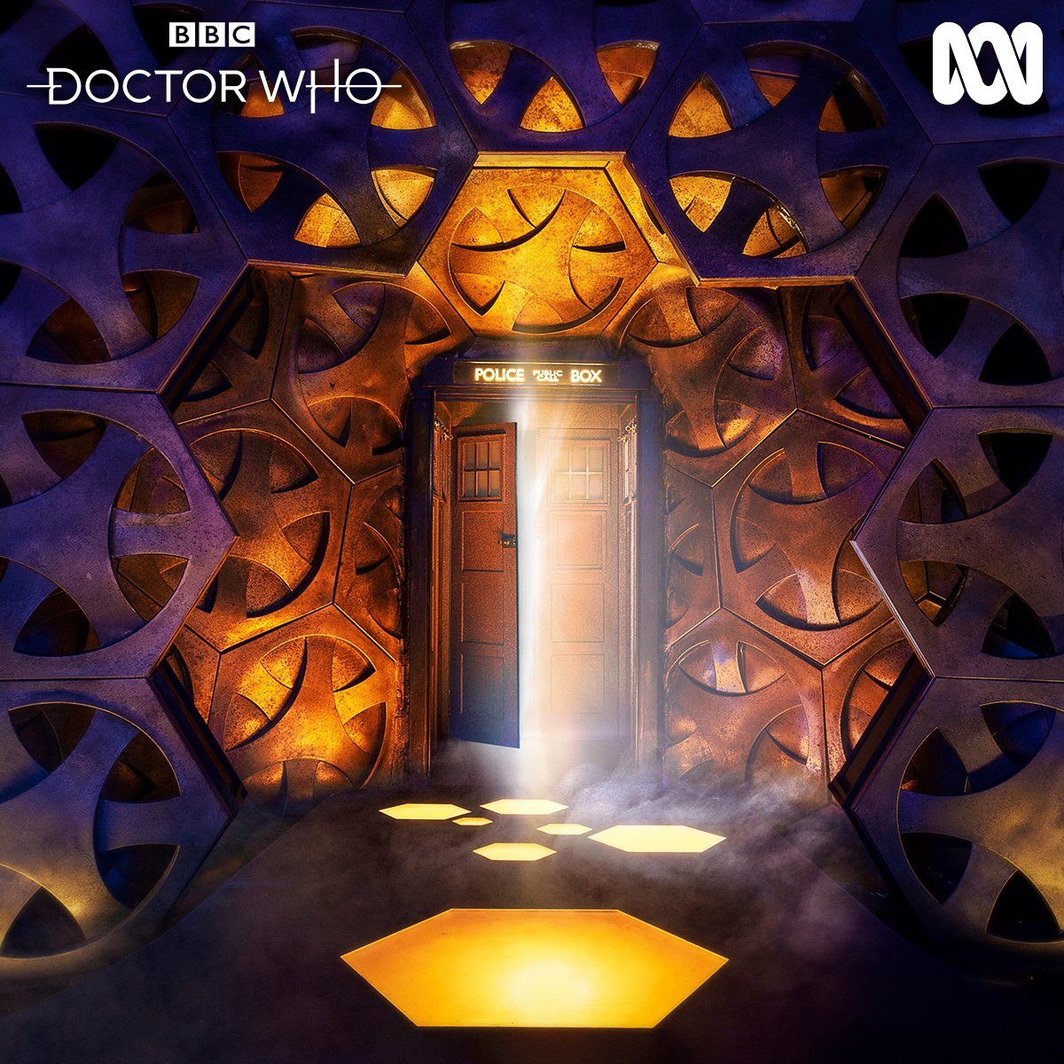 What do you think about the new TARDIS? Watch new #DoctorWho on Mondays 6pm or see it first on iview. Switch over to @ABC2 at 7.30pm for .#WhoviansAU