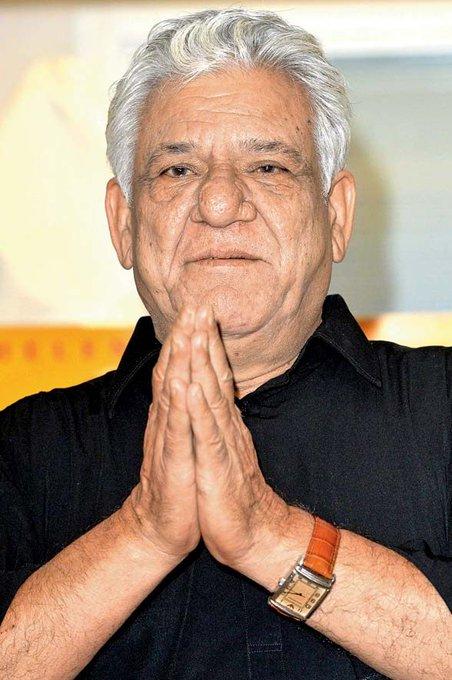 Wishing a very Happy birthday to Om Puri garu!