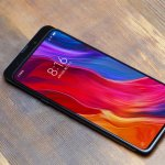 Image for the Tweet beginning: Xiaomi Mi Mix 3 with