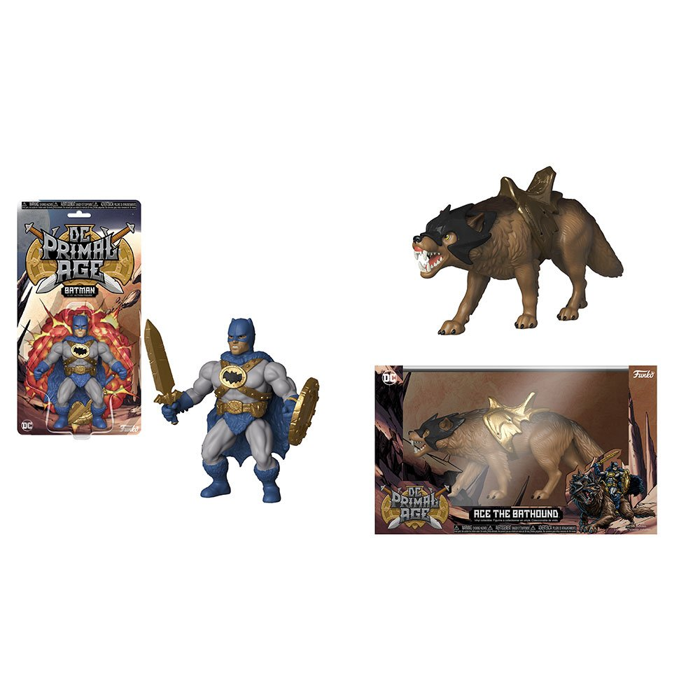 RT & follow @OriginalFunko for the chance to win a Primal Age Batman and Ace the Bathound prize pack! #PrimalAge funko.com/primal-age