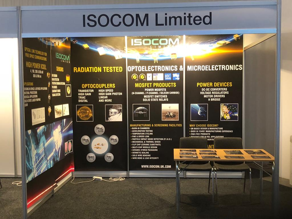 Isocom Limited Isocomuk Twitter From The High Voltage Triac Circuit Using An Optocoupler Module Chip Visit Us At Booth 124 Hall C5 And Meet Our Staff To Discuss Your Requirements Components Systems Applications Solutions Electronics Radiation