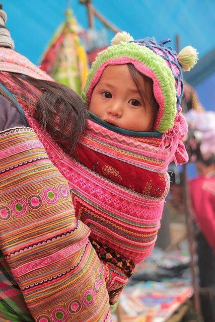 """Babywearing is not a fad. It's not a baby """"napsack"""", nor is it an """"accessory"""". It's not some new hip & trendy thing *millennials* made up. It is a centuries old tradition that should be honored & respected. It's part of the reason I chose to do so on TV every week."""