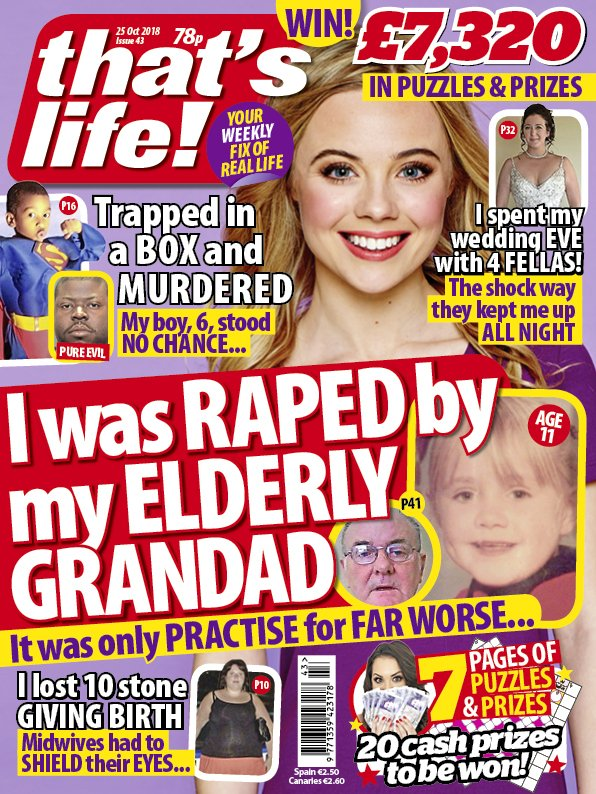 Puzzles and prizes co uk chat magazine