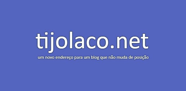 O Tijolaco agora é https://t.co/1AZ4o4Qxcd - https://t.co/aG5u55c8Oc